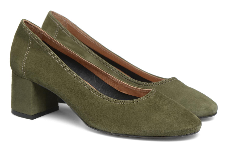 Zapatos de tacón Made by SARENZA Busy Girl Escarpins #4 Verde vistra trasera