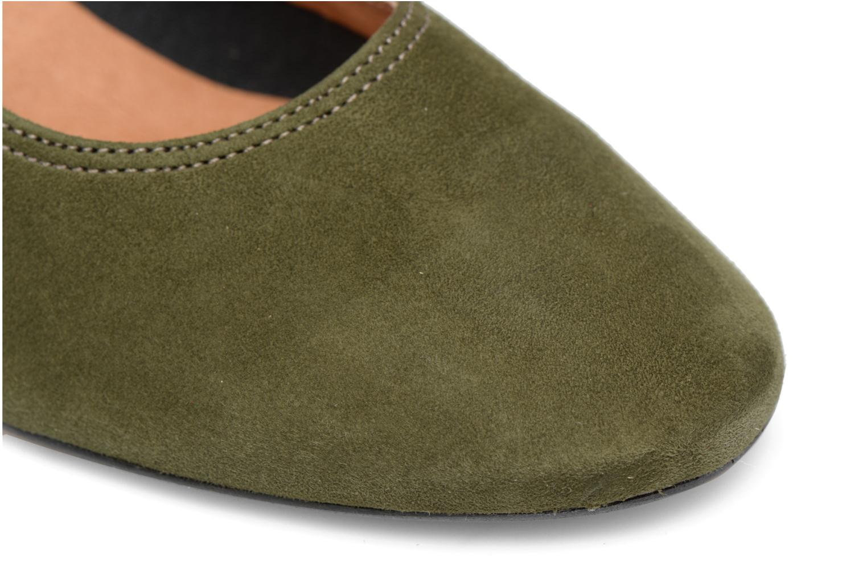Zapatos de tacón Made by SARENZA Busy Girl Escarpins #4 Verde vista lateral izquierda