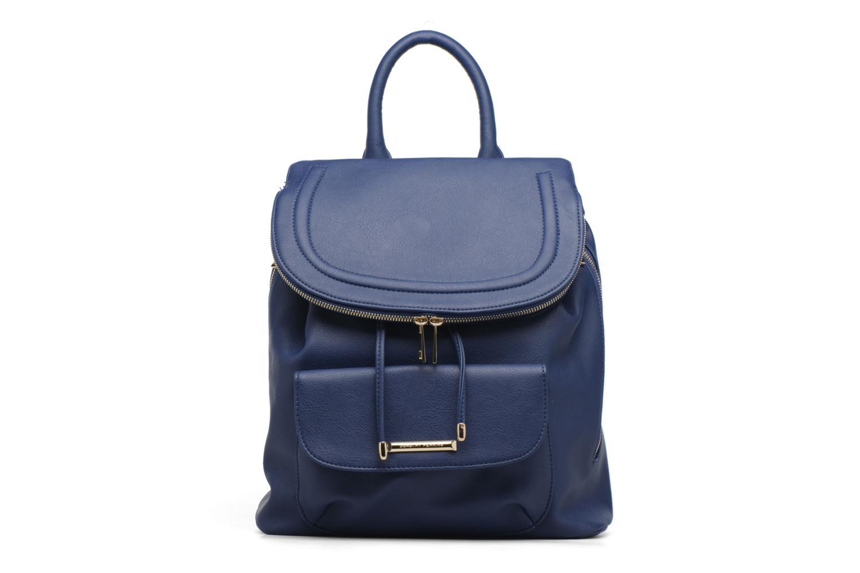 Foldover Backpack Blue
