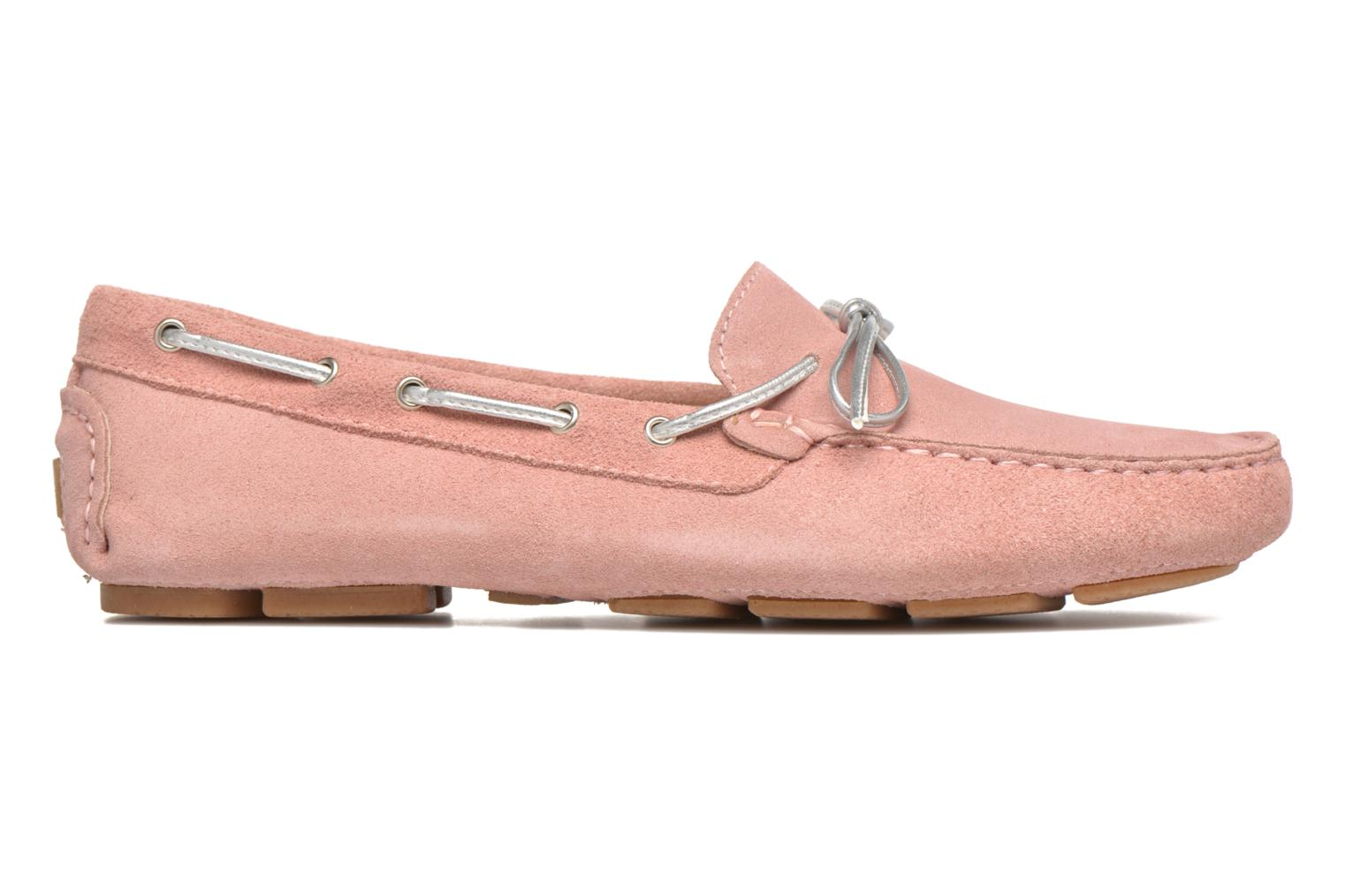 Loafers Georgia Rose Rettac Pink back view