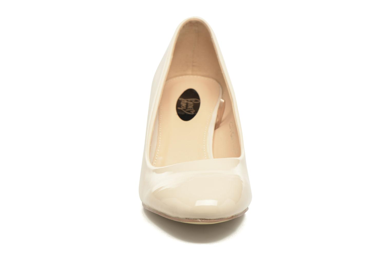 High heels I Love Shoes THATA Size + Beige model view
