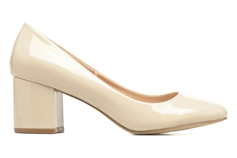 Zapatos de tacón I Love Shoes THATA Size + Beige vistra trasera