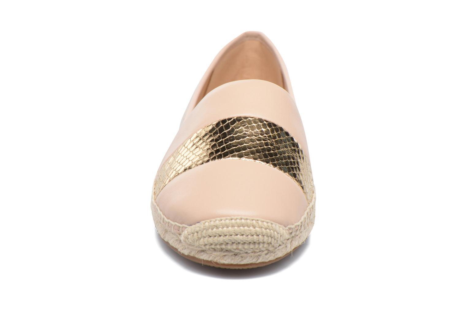 Espadrilles Michael Michael Kors Ivy Slip On Pink model view