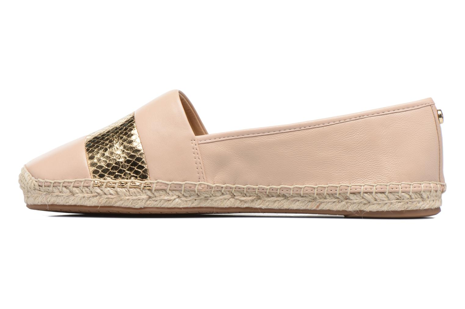 Espadrilles Michael Michael Kors Ivy Slip On Pink front view