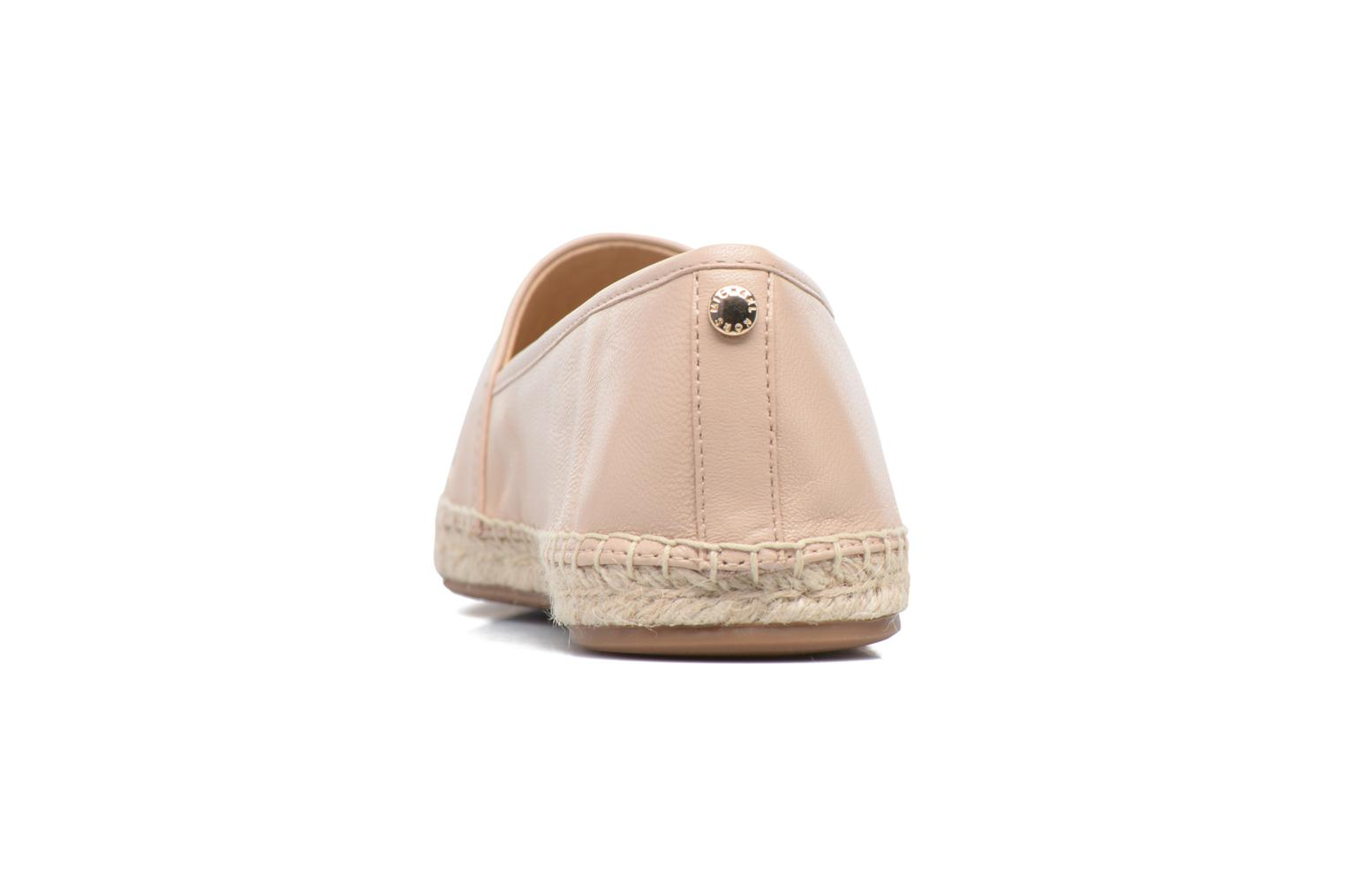 Espadrilles Michael Michael Kors Ivy Slip On Pink view from the right