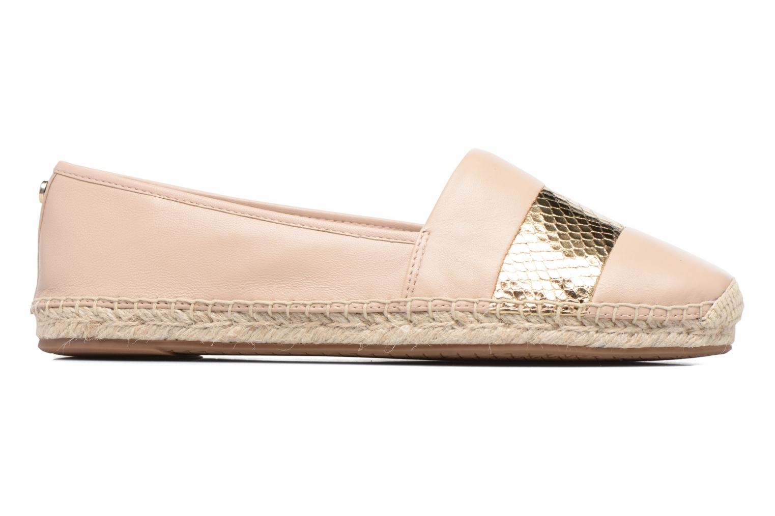 Espadrilles Michael Michael Kors Ivy Slip On Pink back view