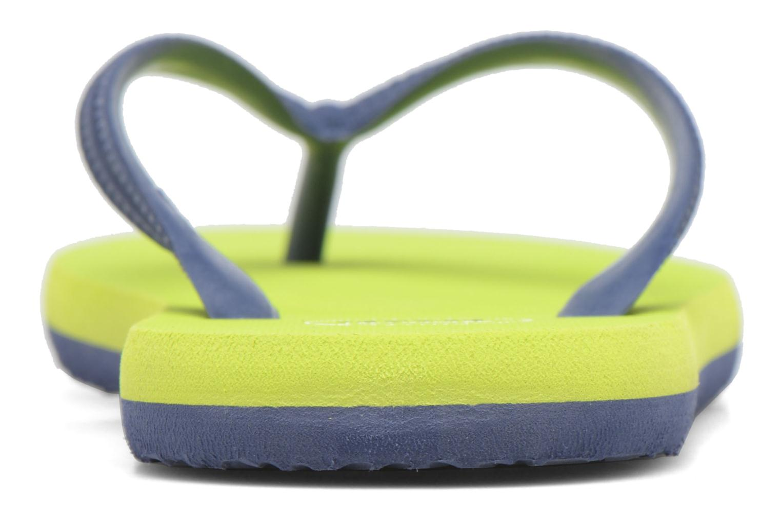 Diya W Tong Flip Flop Dark blue/Light Green