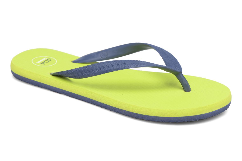 Flip flops & klipklapper SARENZA POP Diya W Tong Flip Flop Grøn detaljeret billede af skoene