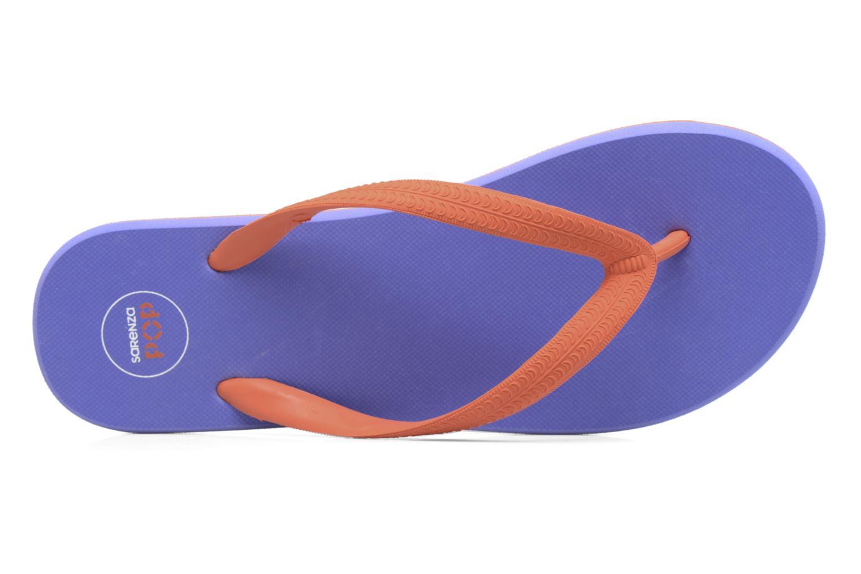Diya W Orange/Purple