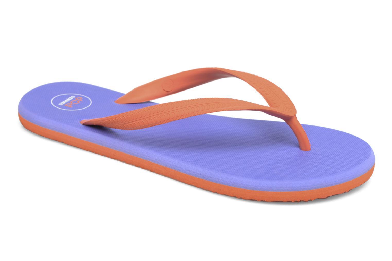 Zehensandalen SARENZA POP Diya W Tong Flip Flop lila detaillierte ansicht/modell