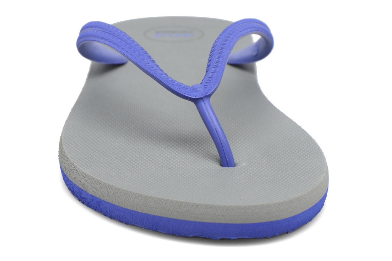 Tongs SARENZA POP Diya M Tong  Flip Flop Gris vue portées chaussures