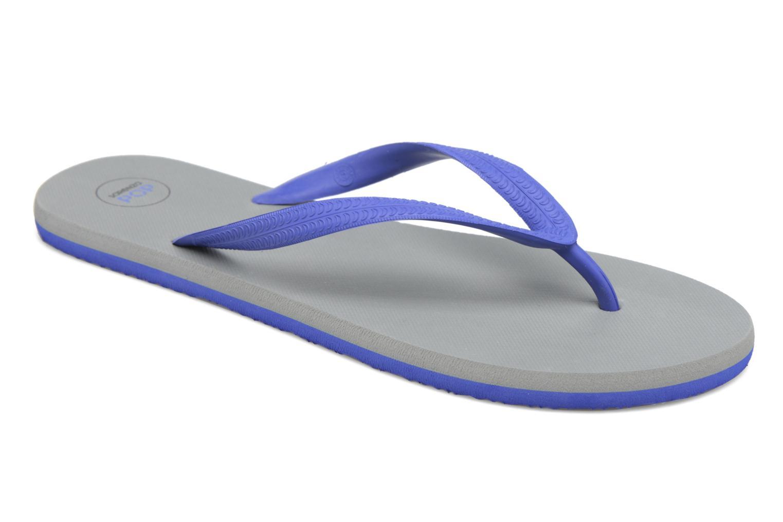 SARENZA POP Diya M Tong  Flip Flop (Gris) - Tongs chez Sarenza (296035)