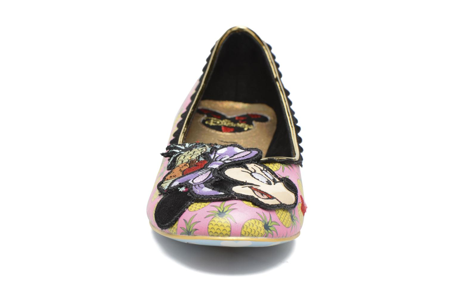 Ballerines Irregular Choice How Do I Look? Multicolore vue portées chaussures