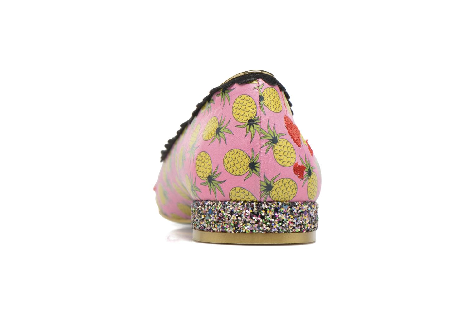 Ballerines Irregular Choice How Do I Look? Multicolore vue droite