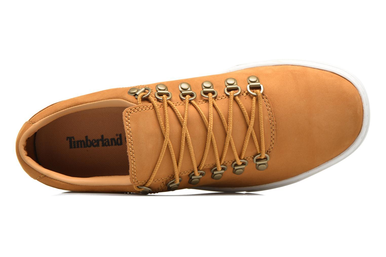 Sneaker Timberland Adv 2.0 Cupsole Alpine Ox braun ansicht von links