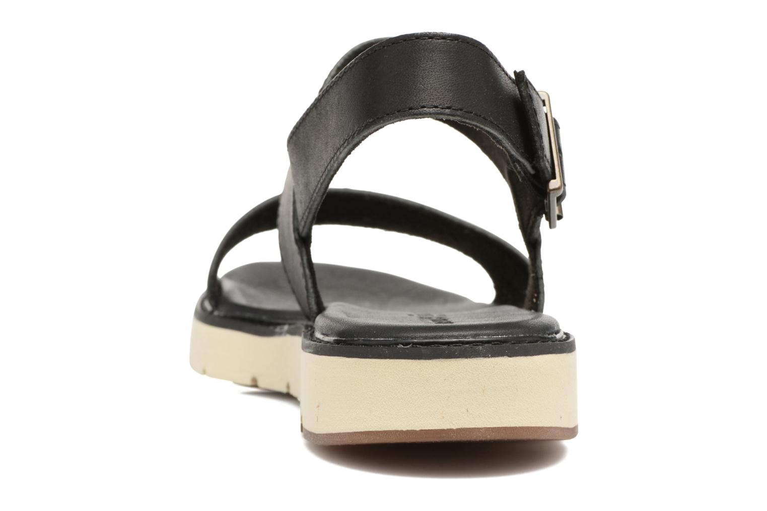 Sandals Timberland Bailey Park Slingback Black view from the right