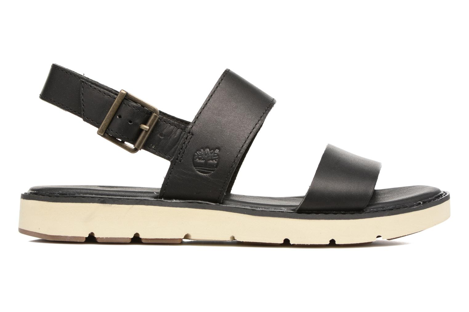 Sandals Timberland Bailey Park Slingback Black back view