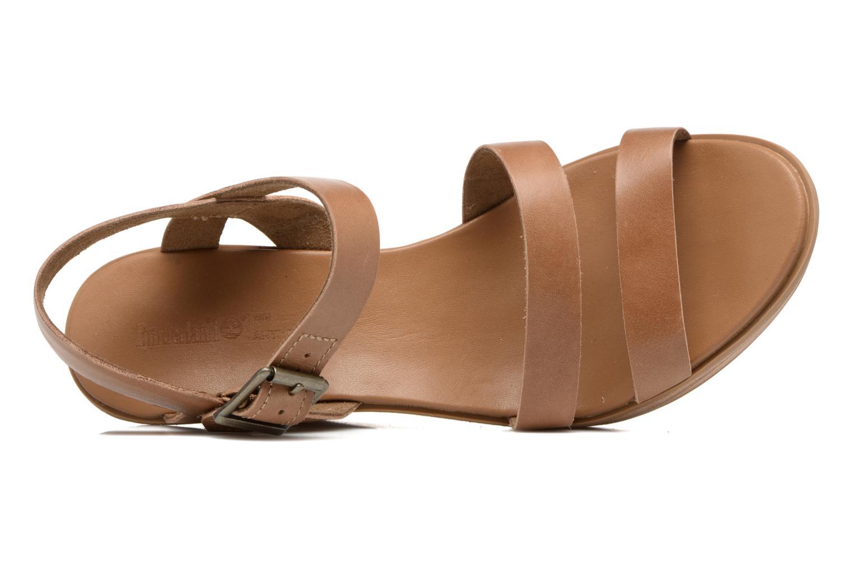 Cassanna Y-Strap Sandal Tan Eastlook