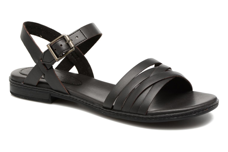 Cherrybrook Ankle Strap Black Jossart Enhanced Leather