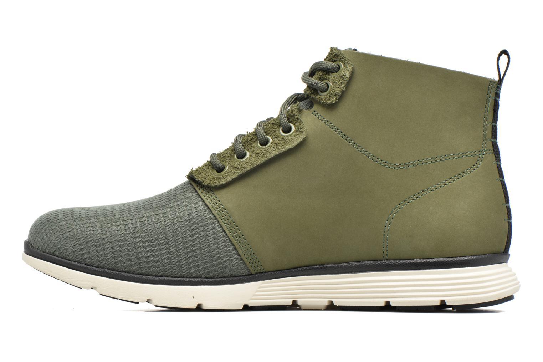 Bottines et boots Timberland Killigton Chukka Vert vue face