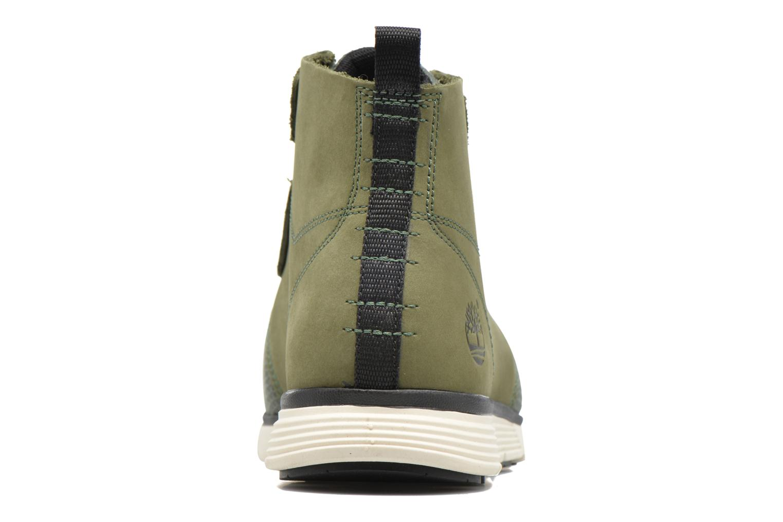 Bottines et boots Timberland Killigton Chukka Vert vue droite