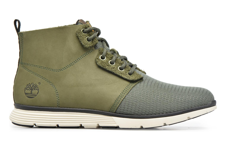 Bottines et boots Timberland Killigton Chukka Vert vue derrière