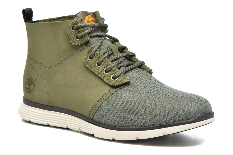 Bottines et boots Timberland Killigton Chukka Vert vue détail/paire