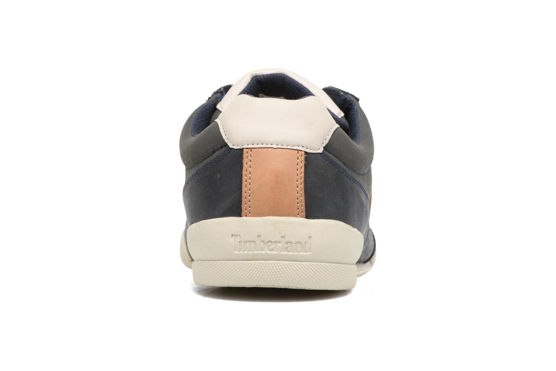 Sneaker Timberland Splitcupsole blau ansicht von rechts