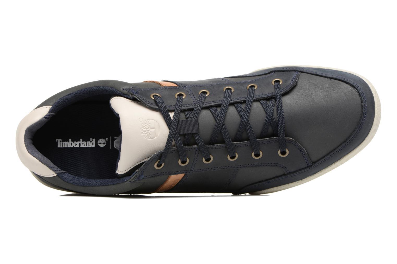 Sneaker Timberland Splitcupsole blau ansicht von links
