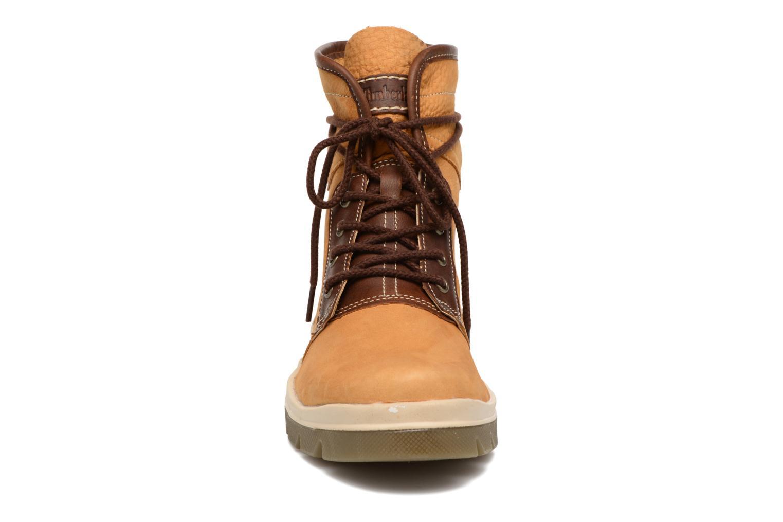 Bottines et boots Timberland Summer Boot Beige vue portées chaussures