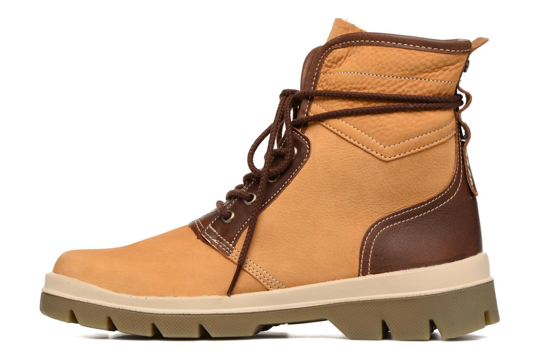 Bottines et boots Timberland Summer Boot Beige vue face