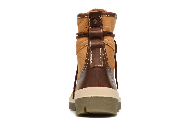 Bottines et boots Timberland Summer Boot Beige vue droite