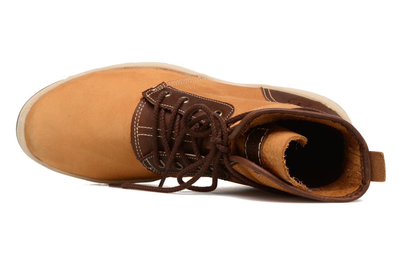 Bottines et boots Timberland Summer Boot Beige vue gauche