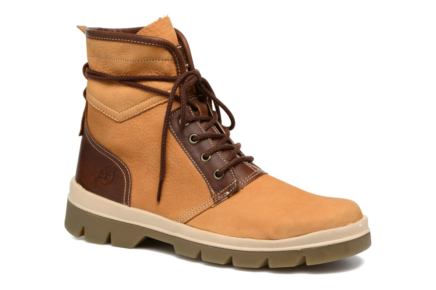 Summer Boot Wheat Barefoot Buffed Washed
