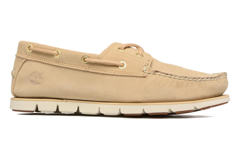 Chaussures à lacets Timberland Tidelands 2 Eye Beige vue derrière