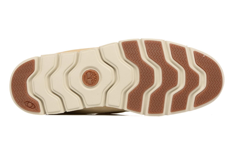 Chaussures à lacets Timberland Tidelands 2 Eye Beige vue haut
