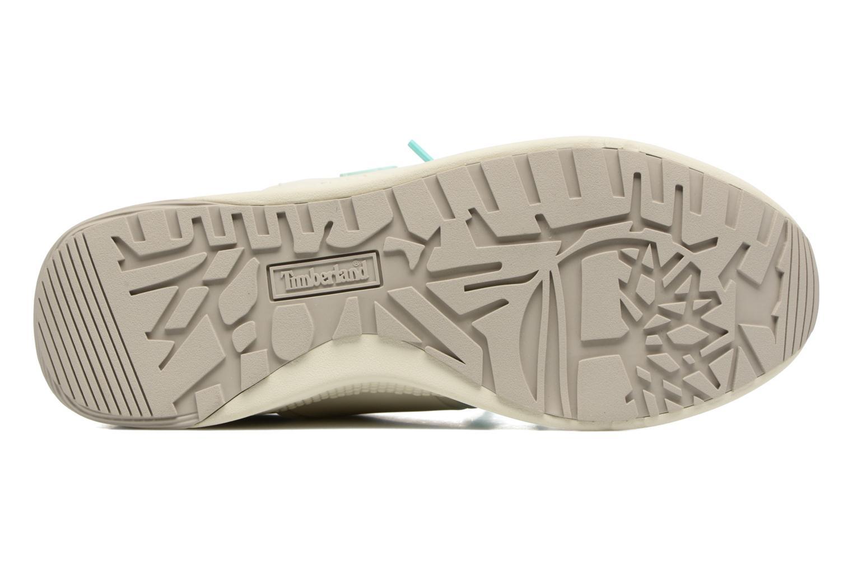Sneaker Timberland Kiri Knitted W grün ansicht von oben
