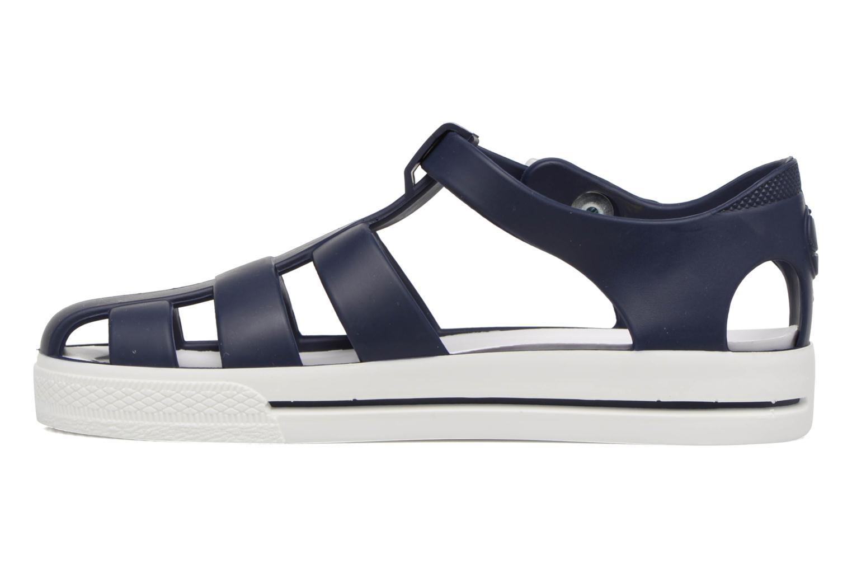 Sandali e scarpe aperte SARENZA POP Romy Azzurro immagine frontale