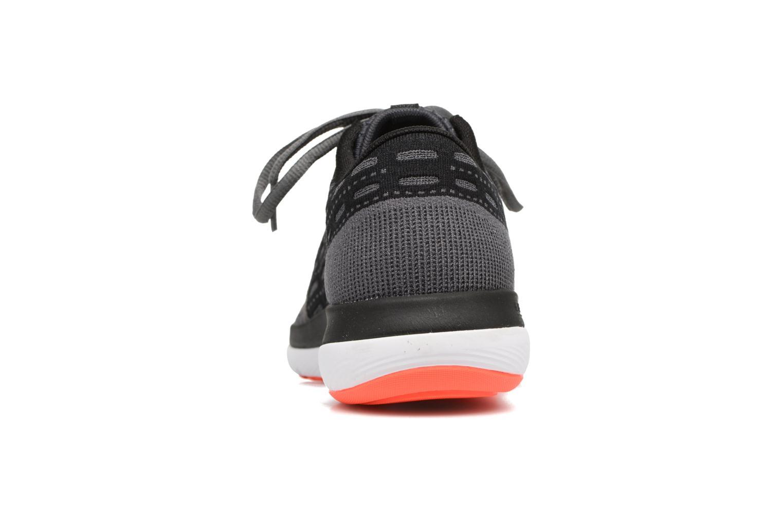Chaussures de sport Under Armour Slingflex Noir vue droite