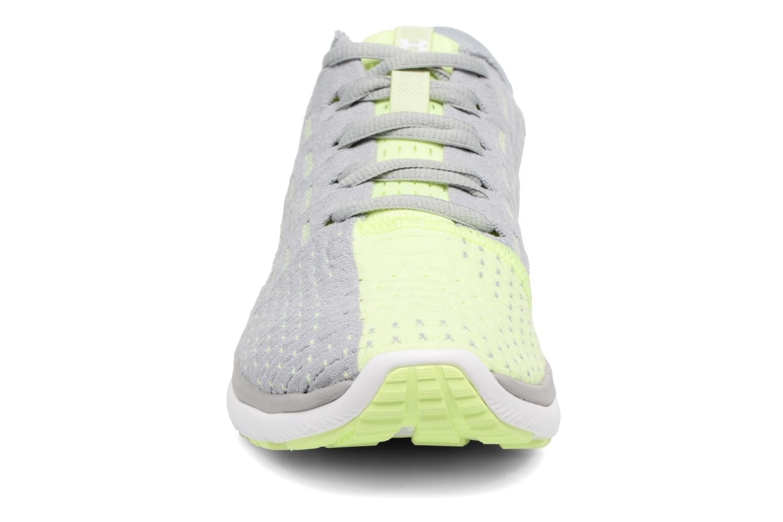 Chaussures de sport Under Armour Slingflex W Gris vue portées chaussures