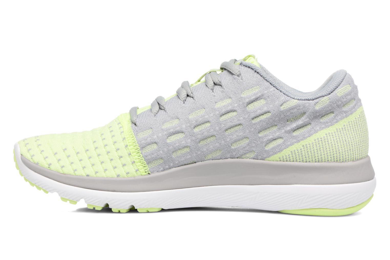 Sport shoes Under Armour Slingflex W Grey front view