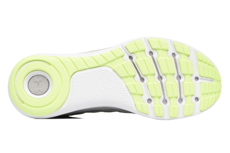 Chaussures de sport Under Armour Slingflex W Gris vue haut