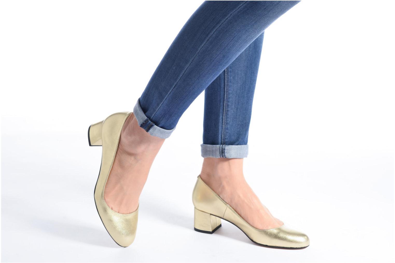 Zapatos de tacón Georgia Rose Slico Multicolor vista de abajo