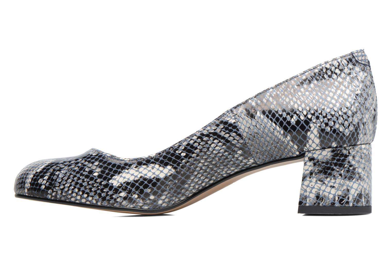 Zapatos de tacón Georgia Rose Slico Multicolor vista de frente