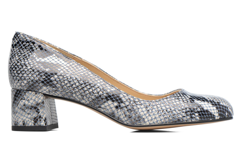 Zapatos de tacón Georgia Rose Slico Multicolor vistra trasera