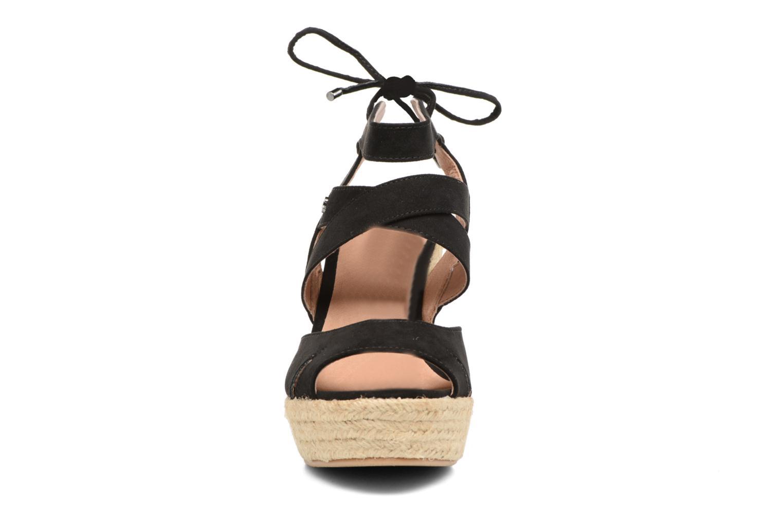Sandals Chattawak Joyce Black model view