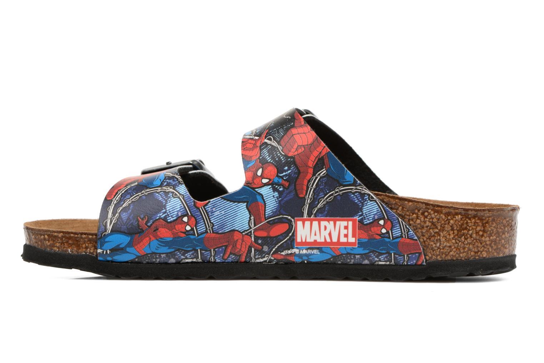 Arizona  Birko Flor Spiderman Action Blue