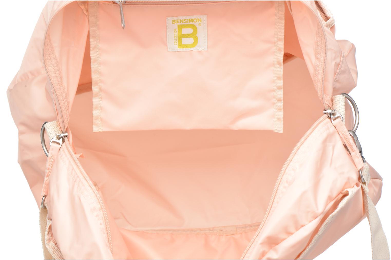 Sacs de sport Bensimon Color Sport Bag Rose vue derrière