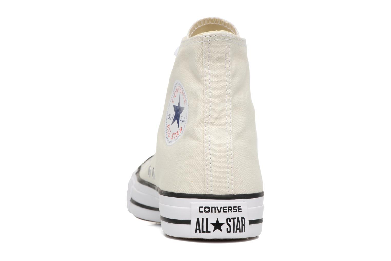Baskets Converse Chuck Taylor All Star Hi Fresh Colours W Beige vue droite