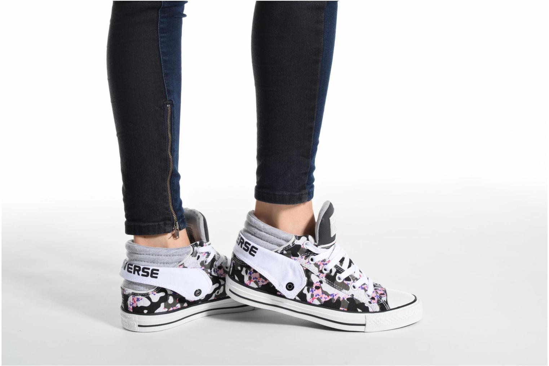 Sneakers Converse Chuck Taylor Pc Layer Mid Hi Top Vit bild från under